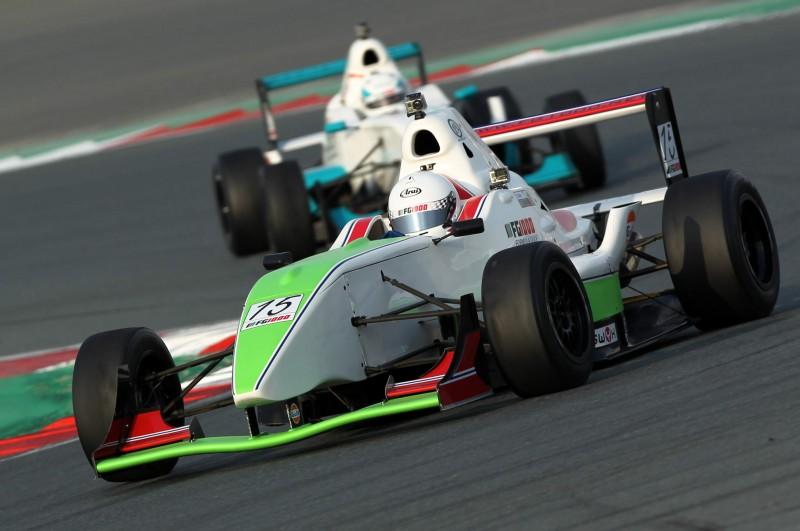 Dubai : Dubai schoolboy Tom Bale is worthy Formula Gulf 1000 champion