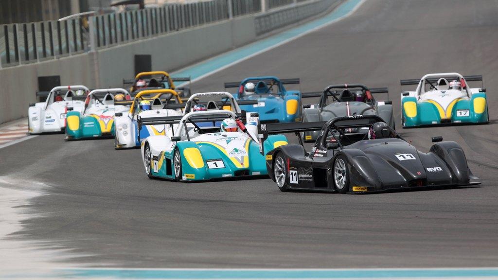 UAE Radical Cup: Twenty cars expected for new season start