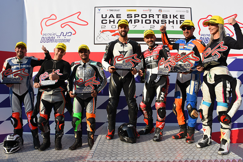Dubai: TCR Series headlines season opener at Dubai Autodrome