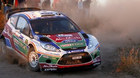 WRC: Ford looks to turn up the heat as WRC turns tough in Greece