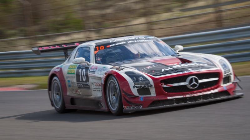 12H: Hofor-Racing Mercedes wins the 2015 Hankook 12H of Zandvoort