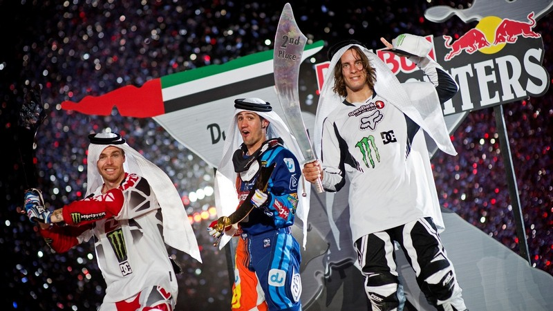 Red Bull X-Fighters: Spaniard Danny Torres wins opening round of Red Bull X-Fighters
