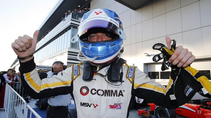GP2: Brit Jolyon Palmer crowned 2014 GP2 Champion in Sochi