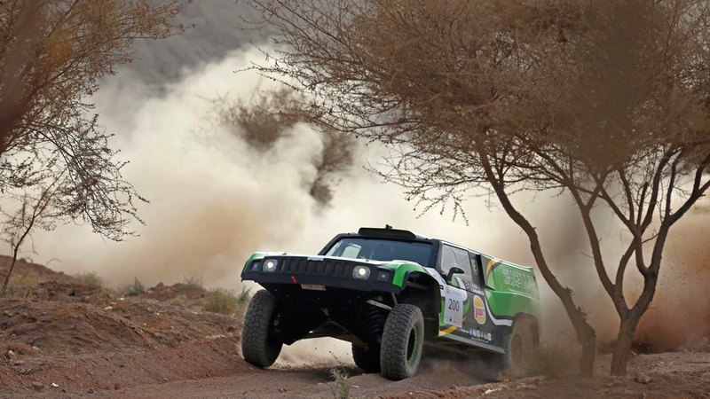 Rally: Al Rajhi and Gottschalk extend lead after first desert stage of Ha'il Rally