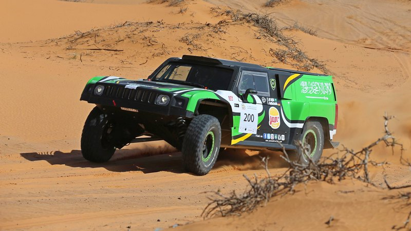 Rally: Al Rajhi storms to emphatic fourth victory in Ha'il Rally