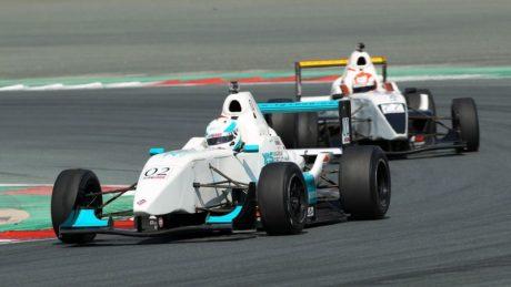 2013/14 Formula Gulf Vice Champion Saeed Bintouq (UAE)