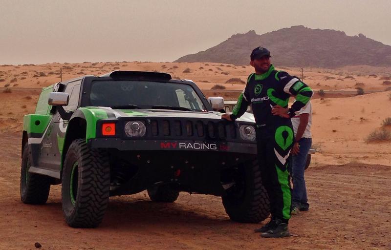 Rally: Saudi WRC star Yazeed Al-Rajhi tops entry for new look Rally Jeddah