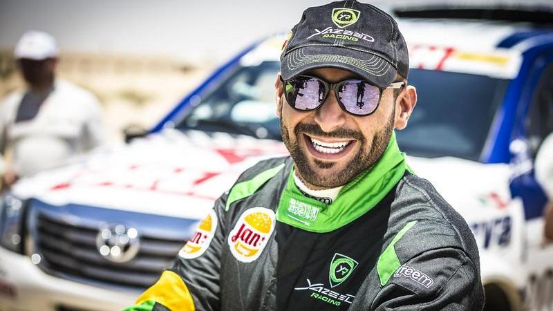 Rally: Comfortable victory for Al Rajhi and Gottshalk in Jeddah Rally