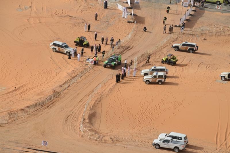 KSA: Al-Rajhi surges clear after third leg of Ha'il Rally while Al-Falasi and Al-Zarouni maintain quad and bike leads
