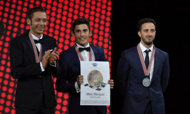 MotoGP: FIM Awards Ceremony brings the curtain down on 2018