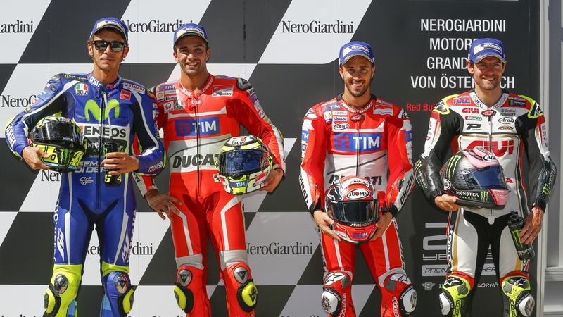 MotoGP: Ducati's Iannone takes pole in stunning Spielberg shootout