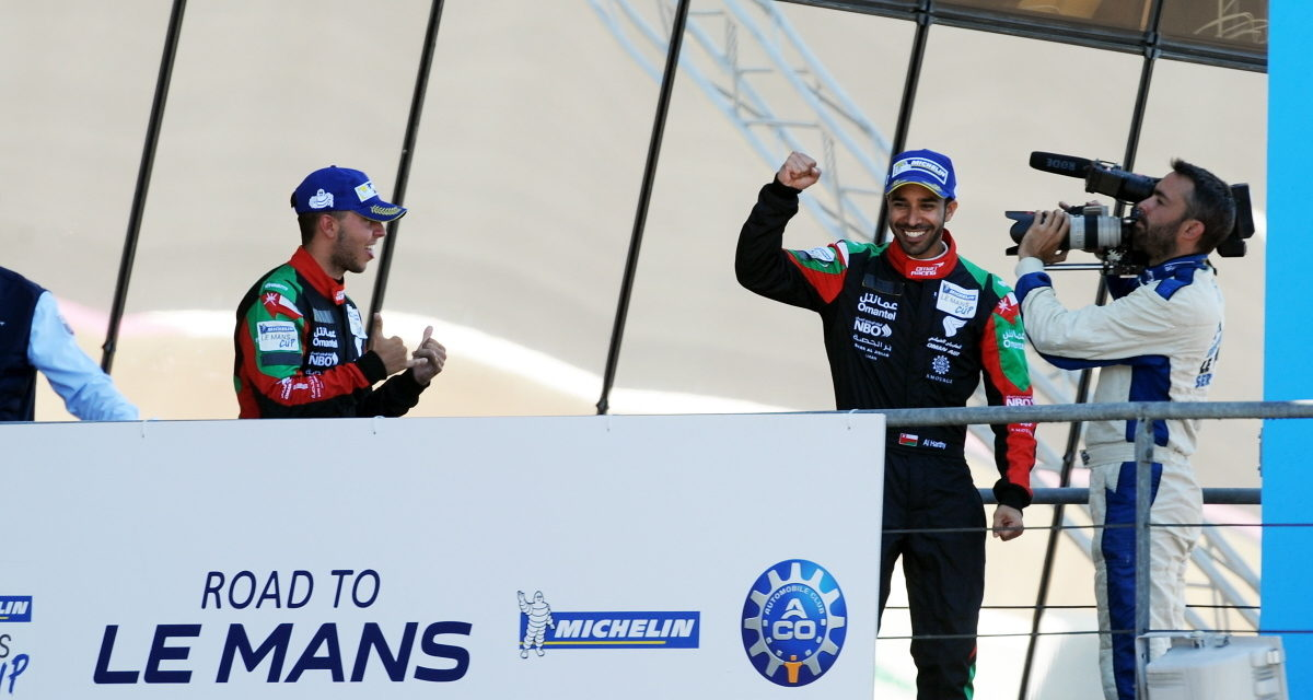 Le Mans Cup: Al Harthy and Jackson take double win in Michelin Le Mans Cup after faultless weekend