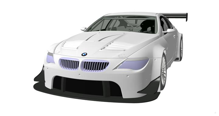 Aurora Racing Designs develops BMW-Alpina B6 for the FIA GT1 World Championship