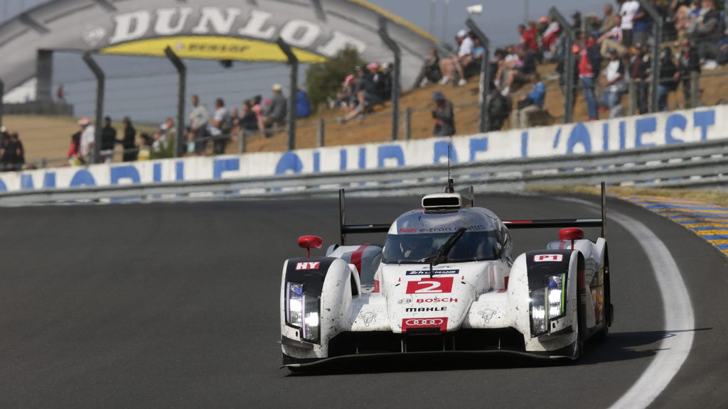 Le Mans Audi Report: Audi takes one-two victory in 82nd running of Le Mans