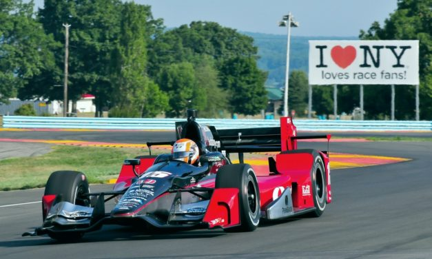 IndyCar: Jones enjoys second IndyCar run with Rahal Letterman Lanigan Racing at Watkins Glen