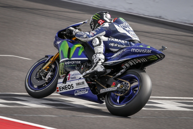 MotoGP: Advantage Lorenzo with faultless performance at cool and cloudy Silverstone