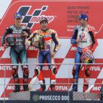 MotoGP: Marquez makes it the triple crown for Honda, Quartararo and Miller join the podium in Valencia