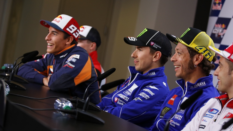 MotoGP:  Back to business at Indianapolis GP after summer break
