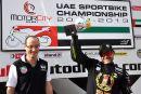 Dubai: Mahmoud Tannir takes back to back 600 Sportbike Championship titles