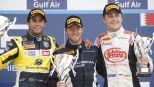 Bahrain GP2: Russian Time driver Sam Bird bags Sakhir sprint race