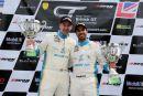 British GT: Al Harthy takes first British GT win at Snetterton