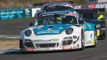 GT: Omani Ahmad Al Harthy fights to the last in British GT finale