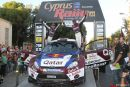 MERC: Al Attiyah secures ninth FIA Middle East Rally Championship with dominant victory in Cyprus