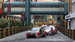WTCC: Muller and Huff round off season with wins in Macau