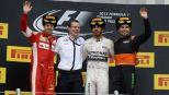 F1: Hamilton takes commanding win in Sochi to secure 2015 Constructors' World Championship for Mercedes