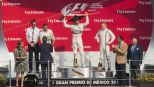 F1: Rosberg wins from Pole with Hamilton and Bottas on form in Mexico City GP