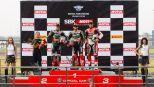 WSBK: Incredible three-way battle at Chang International Circuit as Rea maintains lead