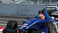 IndyLights: Jones vows to fight back after luckless Indy Lights opener in Florida