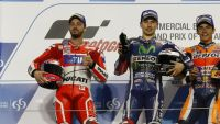 MotoGP: Dominant victory for Lorenzo under the Qatar floodlights