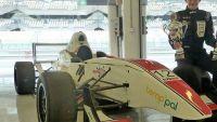 Formula Gulf: Danish driver Poulsen takes Pole, two wins and breaks lap record at Yas Marina Circuit