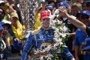 Indy500: Alex Rossi makes history as rookie winner of 100th Indianapolis 500 with Andretti Autosport