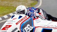 IoM TT: The Birchall boys secure the victory in a race delayed by sea mist