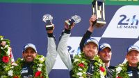 GTE Am: Third place on Podium at Le Mans for Abu Dhabi Proton Racing team