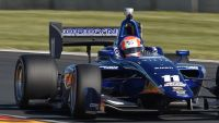 IndyLights: Jones forced into damage limitation mode in bruising Road America double-header