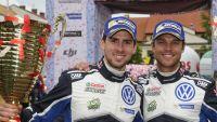 WRC: Rally Poland sees heartbreak for Ott Tanak and fortune for VW and Mikkelsen