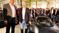 News: Aston Martin and Red Bull Racing unveil radical AM-RB 001 V12 hypercar