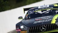 24h: HTP Motorsport Mercedes-AMG takes pole for 24 Hours of Spa