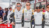 24h: QMMF driver Amro Al Hamad takes podium on his grueling 24hr of Zolder debut