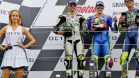 MotoGP: Viñales takes an incredible first victory with Suzuki in the British GP
