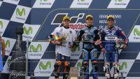 Moto3: Navarro wins as South African Brad Binder is crowned King of Moto3 2016