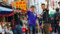 MotoGP: Riders explore Tokyo as MotoGP fuels up for Motegi