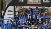 WRC: Rally Great Britain dominated by World Championship winning Ogier & Ingrassia