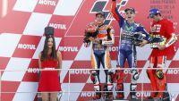 MotoGP: Lorenzo bids farewell to Yamaha in final win of season at Valencia