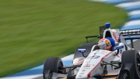 IndyCar: Jones' impressive raw pace goes unrewarded in IndyCar Grand Prix last weekend