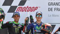 MotoGP: Last lap drama shakes up Championship as Viñales pushes the 'Doctor' to his limits at Le Mans