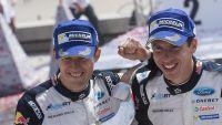 WRC: Sebastien Ogier claims landmark fifth Vodafone Rally de Portugal victory in his Ford Fiesta